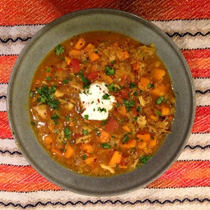 Mulligatawny Soup Image