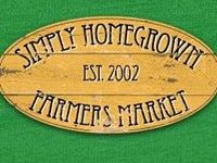 Simply Homegrown: A Farmers' Market