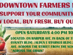 Lenoir Downtown Farmers Market