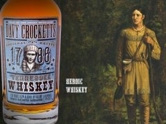Davy Crockett's Whiskey