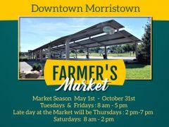 Morristown Farmers Market