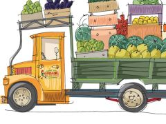 Monroe on the Move Farmers Market