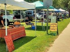 Hot Springs Homegrown and Handmade Market
