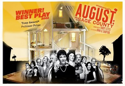AUGUST: OSAGE COUNTY To Be Filmed in Osage County, OK