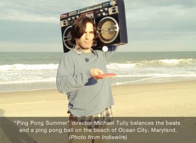 Ping Pong Summer Filmed Entirely in Ocean City, Maryland