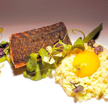 loch-duart-salmon-green-tea-rice