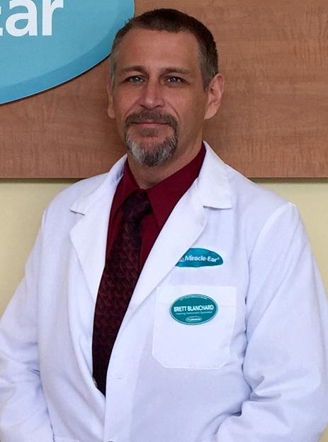Profile Photo of Brett Blanchard - Hearing Instrument Specialist