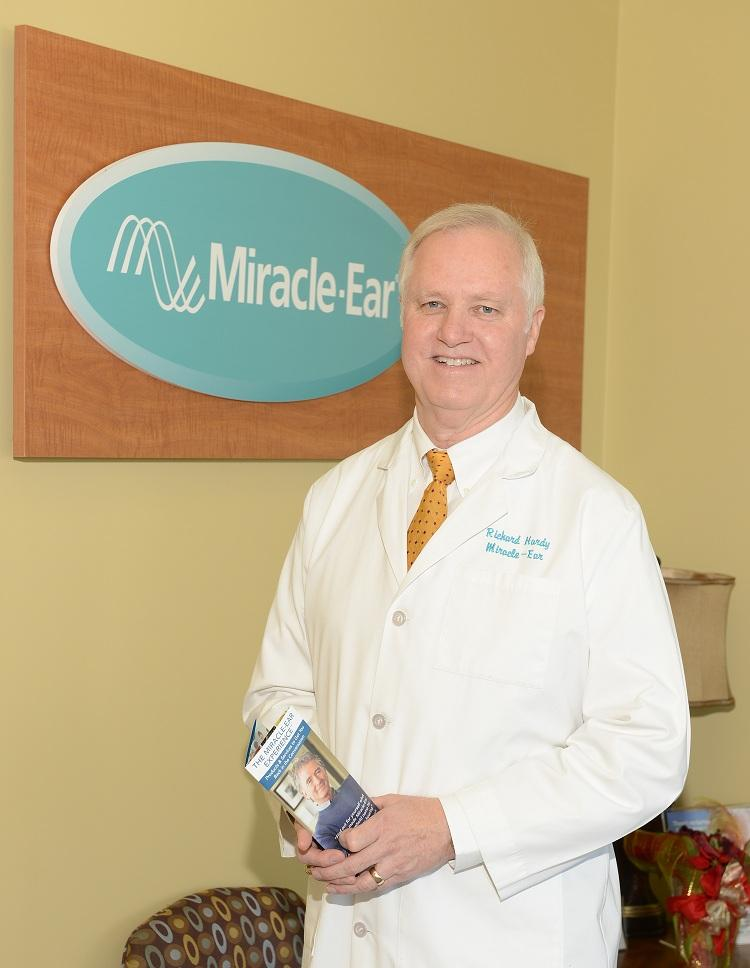Profile Photo of Richard Hardy - Certified Hearing Instrument Specialist And Owner