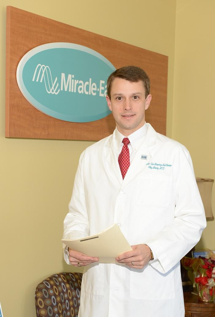 Profile Photo of Clay Hardy, B.S.-BC-HIS - Certified Hearing Instrument Specialist