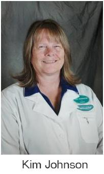 Profile Photo of Kim Johnson - Hearing Instrument Specialist