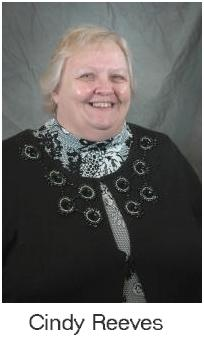Profile Photo of Cindy Reeves - Front Office Associate