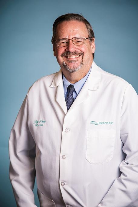 Profile Photo of Guy Tieke - Hearing Instrument Specialist