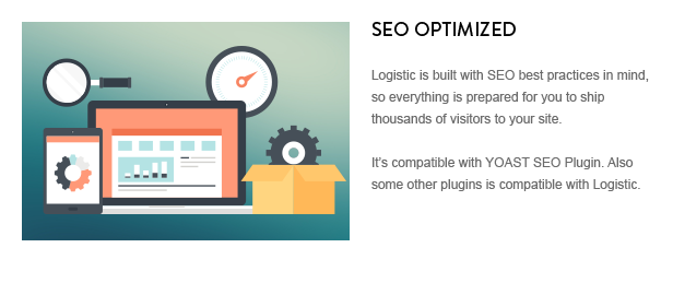 Logistic - WP Theme For Transportation Business