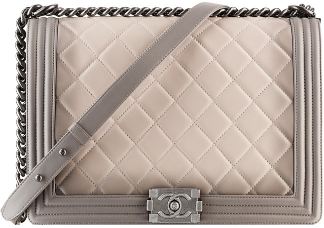 A New Way to Carry Your Bag Courtesy of Chanel  ellecom