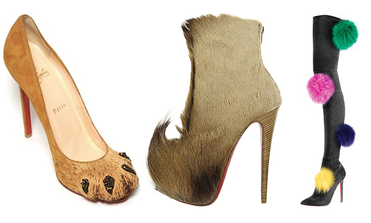 The Bold The Daring The Ugliest Louboutins Ever Lollipuff