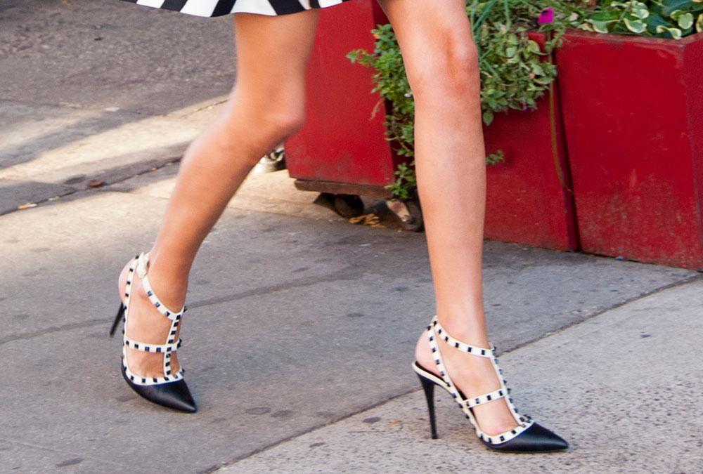 White Valentino Shoes
