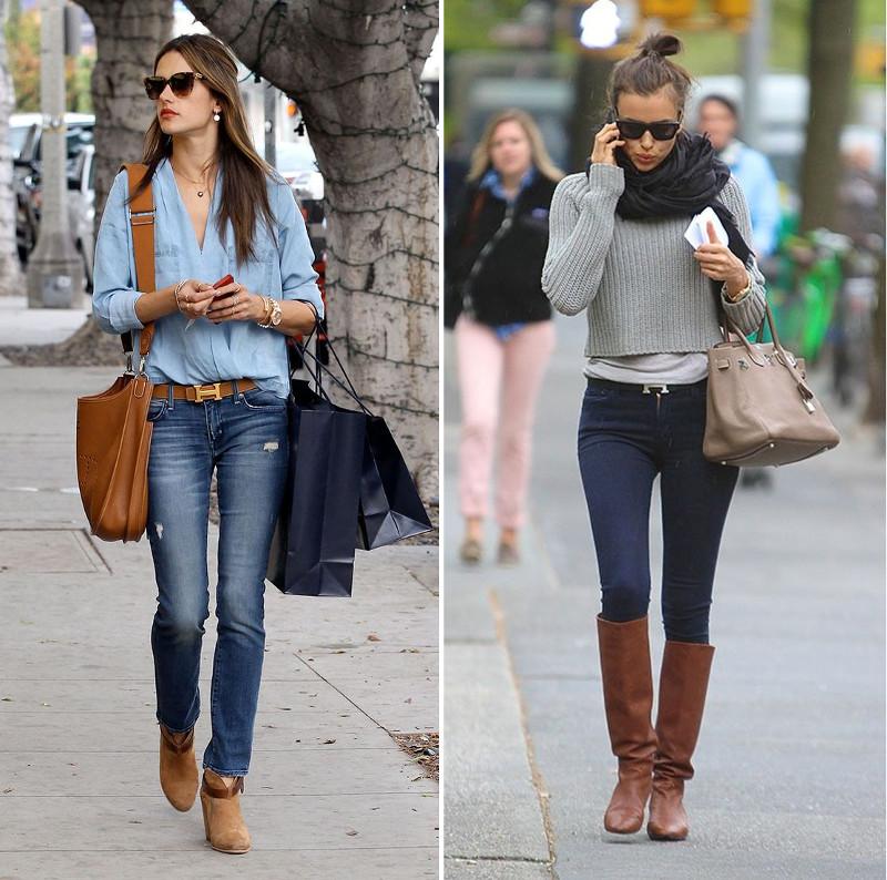 22 Ways that Celebrities Wear Hermes H Constance Belts ...