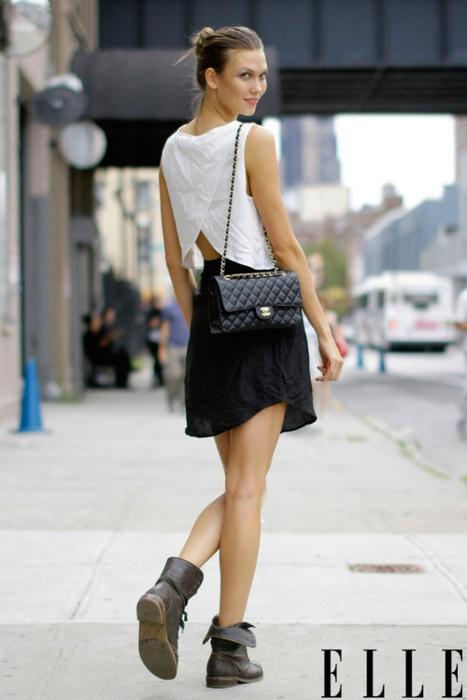 Chanel classic double flap bag celebrity pics lollipuff - Bureau style new york ...