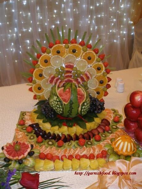 Fruit Peacock