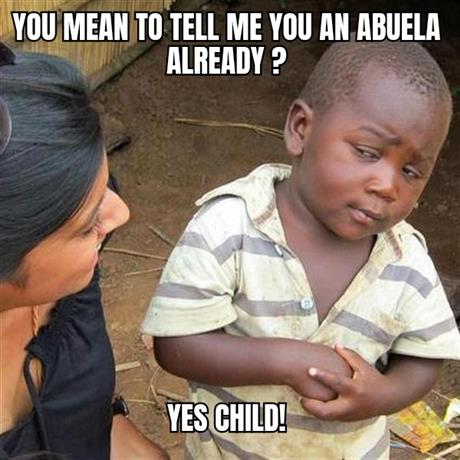 Third World Skeptical Kid