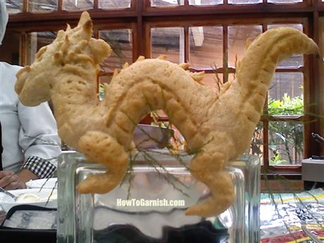 Dragon bread