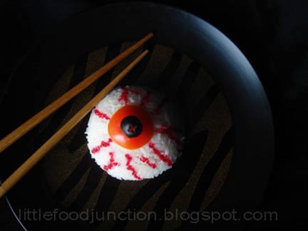 Eyeball Rice
