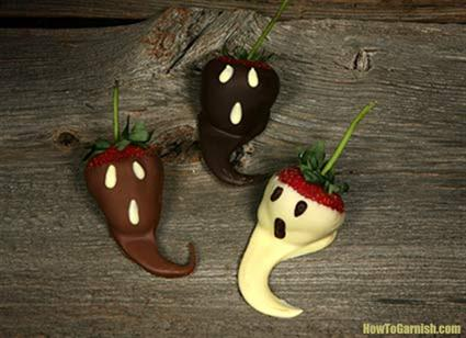 Ghost Berries