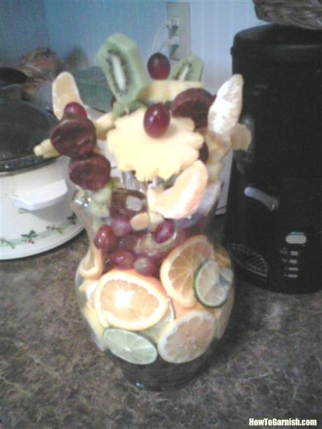 Fruit Pitcher