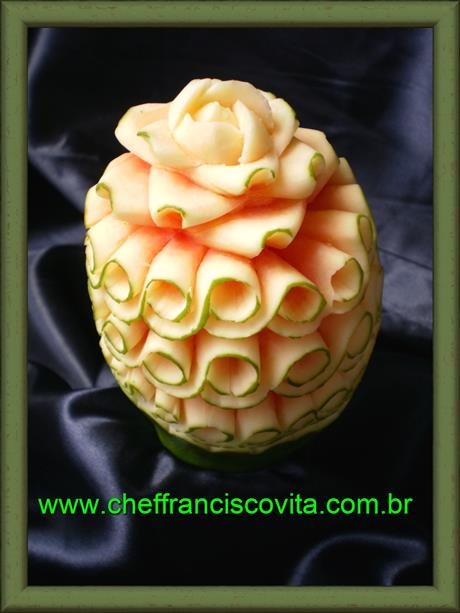 Chef Francisco Vita Carvings