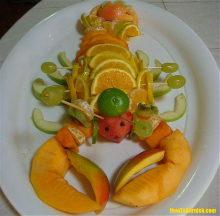 Fruit Lobster