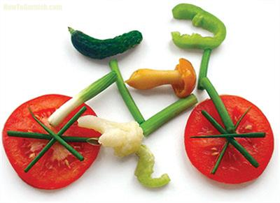 Vegetable Bicycle