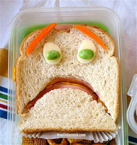 Terrified Sandwich