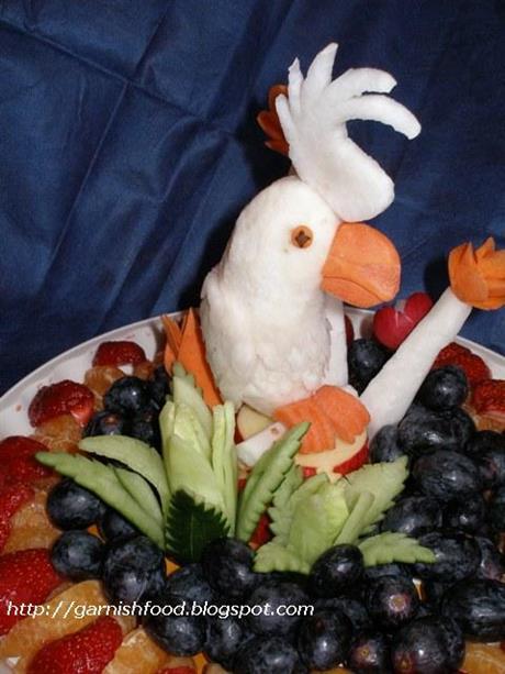 Parrot Jacques