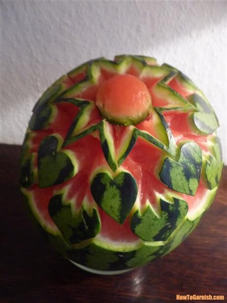 Hartjes watermeloen