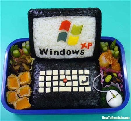 Sushi Laptop