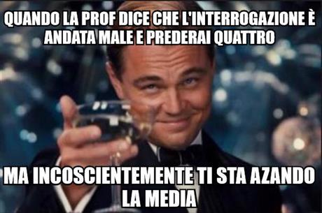 Lonardo Dicaprio Cheers