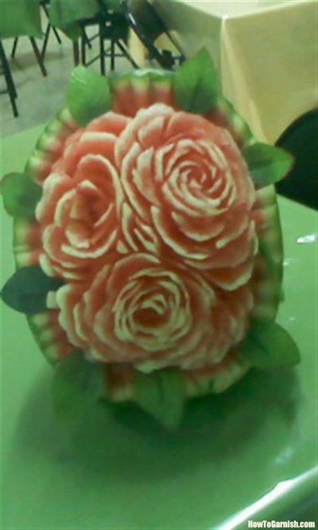 Fancy mellon rose
