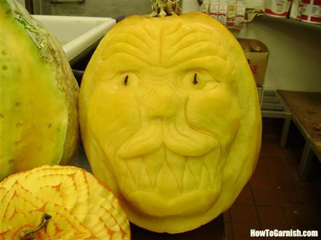 Pumkin face 2