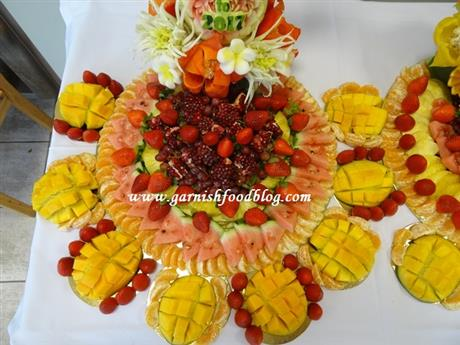 ❤️❤️❤️Chinese New Year Fruit Platter❤️❤️❤️