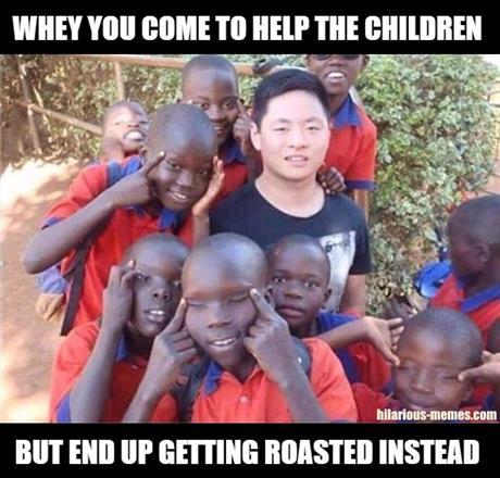 Help the kids