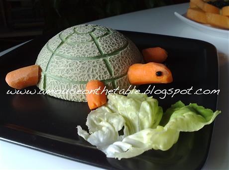 Melon Turtle