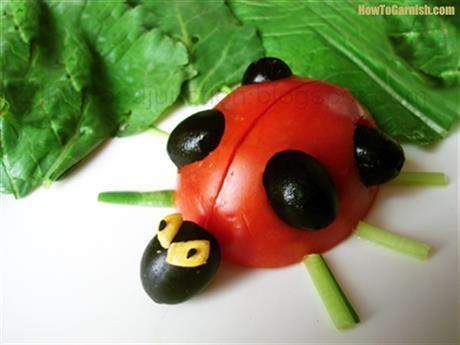 Edible bug