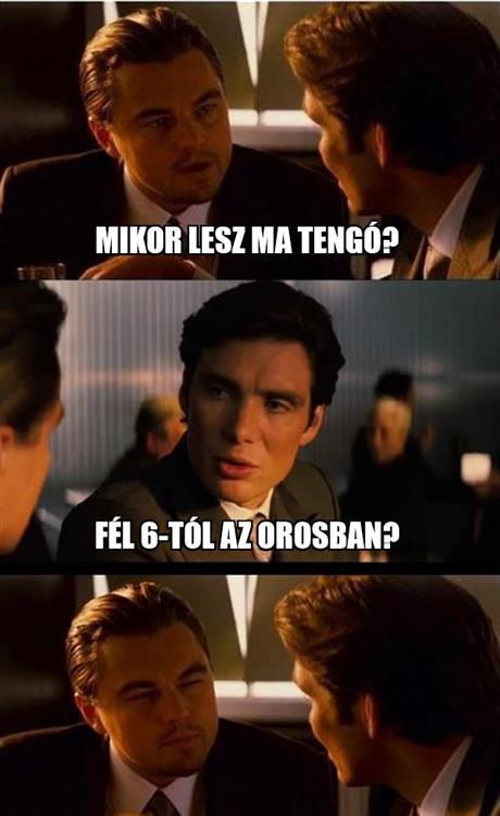 Leonardo Dicaprio Inception