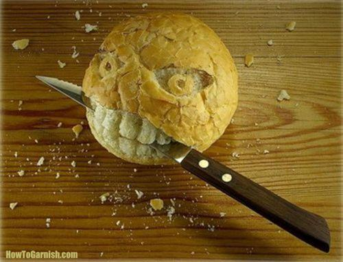 Angry Breadroll