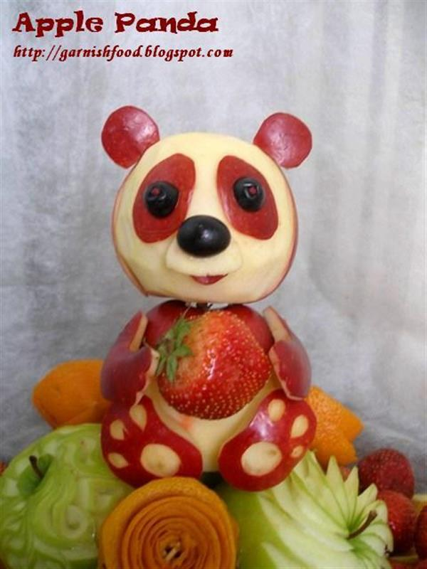 Apple Panda