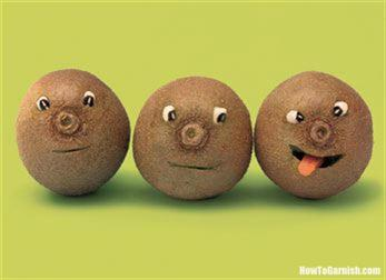 Kiwi Faces