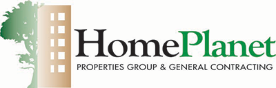 Website for Home Planet Properties Group