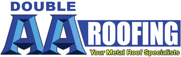 Website for Double AA Metal Roofing Inc.