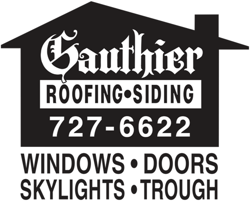 Website for Gauthier Roofing and Siding