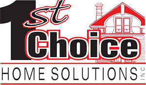 Website for 1st Choice Home Solutions